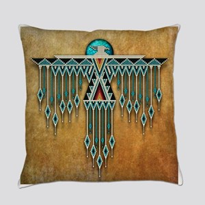 Southwest Native Style Thunderbird Everyday Pillow