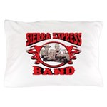 Sierra Express Band Pillow Case