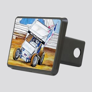 Coming in hot! Rectangular Hitch Cover