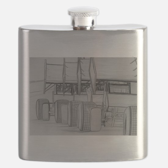 Funny Sprint Flask