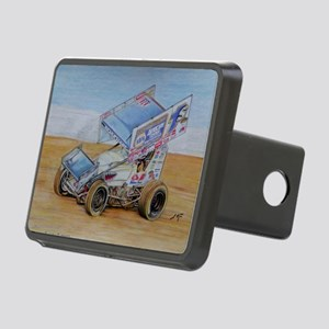 1S at Lincoln Rectangular Hitch Cover