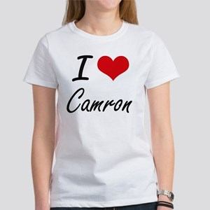 I Love Camron T-Shirt