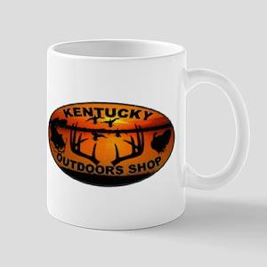 Kentucky Outdoors Shop Logo Mugs