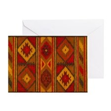 Indian Blanket 5 Card Greeting Cards