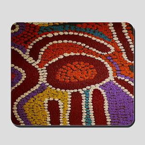 Australian Aboriginal Mousepad
