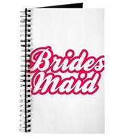 Brides Maid Journal