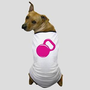 Kettlebell Dog T-Shirt