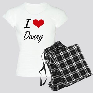 I Love Danny Women's Light Pajamas