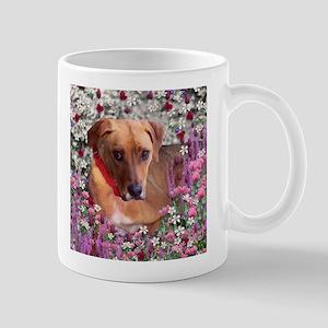 Trista in Flowers Mug