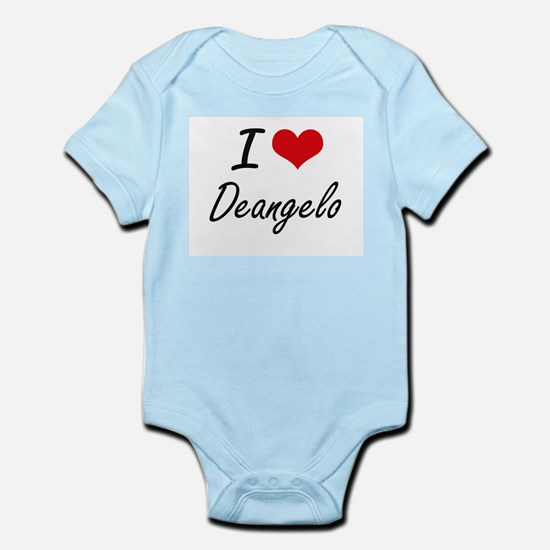 I Love Deangelo Body Suit