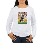 Spring-Aussie (Tri-L) Women's Long Sleeve T-Shirt