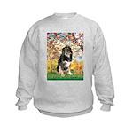 Spring-Aussie (Tri-L) Kids Sweatshirt