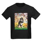 Spring-Aussie (Tri-L) Kids Dark T-Shirt