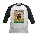 Spring-Aussie (Tri-L) Kids Baseball Jersey
