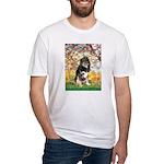 Spring-Aussie (Tri-L) Fitted T-Shirt