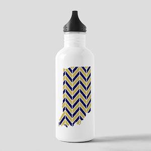 Notre Dame Chevron Water Bottle