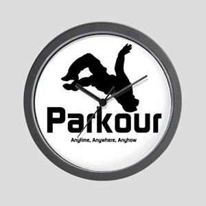 Parkour, Anytime Wall Clock
