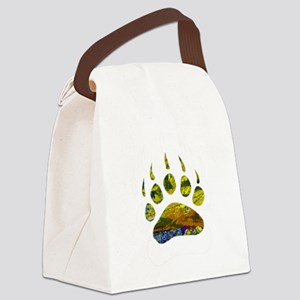 CLAW Canvas Lunch Bag