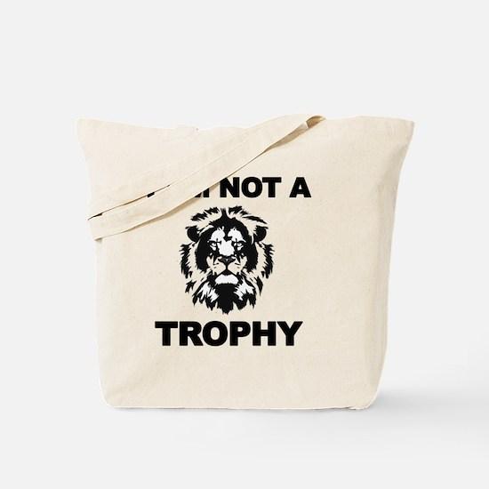 Cecil Lion Tote Bag