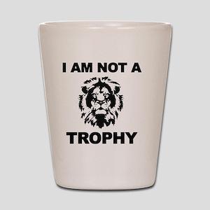 Cecil Lion Shot Glass