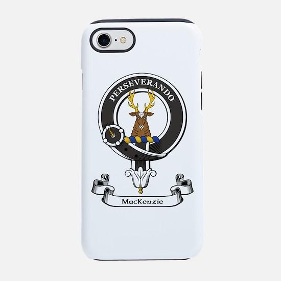 Badge-MacKenzie [Cromarty] iPhone 8/7 Tough Case