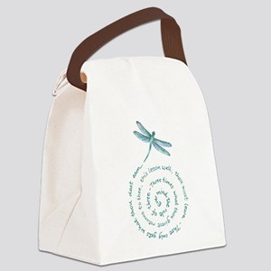 3 fold law Canvas Lunch Bag