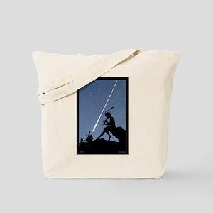 Pan Pipes - Perseids Tote Bag