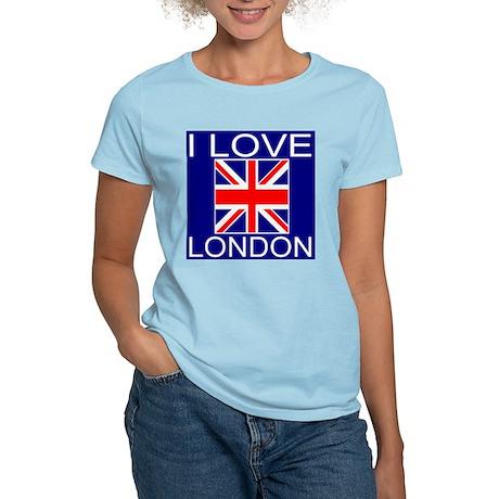 I Love London Women's Light T-Shirt