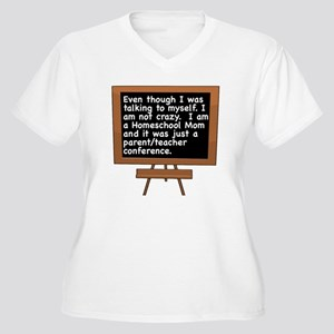 TALKING TO MY Plus Size T-Shirt