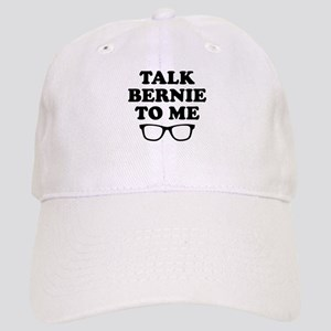 Talk Bernie To Me Baseball Cap
