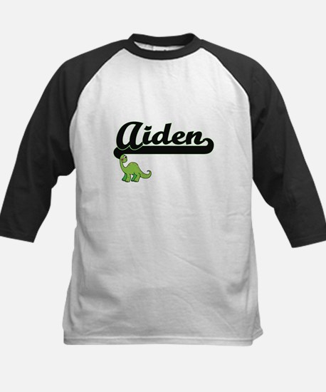 Aiden Classic Name Design with Din Baseball Jersey