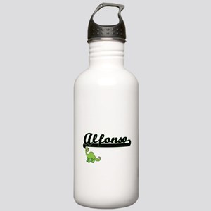 Alfonso Classic Name D Stainless Water Bottle 1.0L