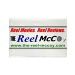 The Reel McCoy Rectangle Magnet