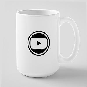 Youtube Large Mug