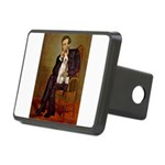 Lincoln-WireFoxT Rectangular Hitch Cover