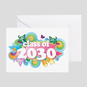 2030 Graduate Greeting Card
