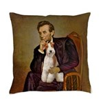 Lincoln-WireFoxT Everyday Pillow