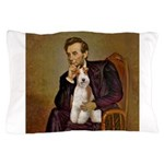 Lincoln-WireFoxT Pillow Case