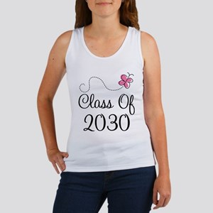 Class Of 2030 butterfly Women's Tank Top