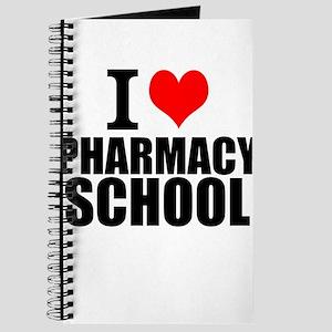 I Love Pharmacy School Journal