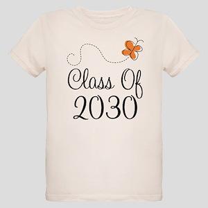 2030 School Class Organic Kids T-Shirt