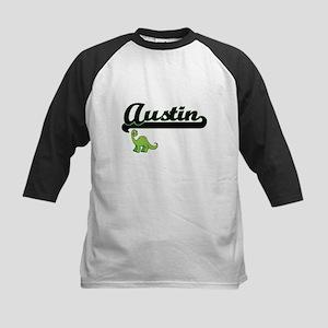 Austin Classic Name Design with Di Baseball Jersey