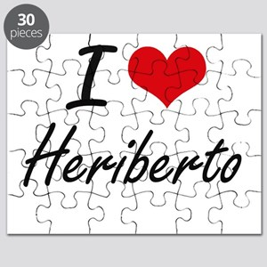 I Love Heriberto Puzzle