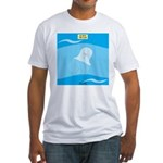 Go with the Flow Fitted T-Shirt
