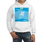 Go with the Flow Hooded Sweatshirt