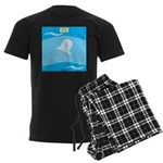 Go with the Flow Men's Dark Pajamas