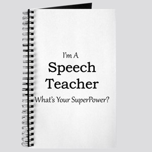 Speech Teacher Journal