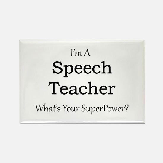 Speech Teacher Magnets