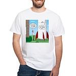 Model Rocket? White T-Shirt