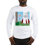 Model Rocket? Long Sleeve T-Shirt